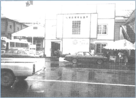 旧JC会館建設(竣工11月30日)