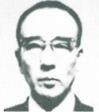 第16代理事長対馬徹夫
